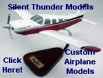 Click here for Custom Airplane Models!