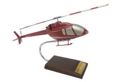 Bell 505 Jet Ranger X - 1/30 Scale Model