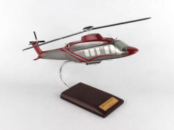 Bell 525 - Relentless - 1/40 Scale Model