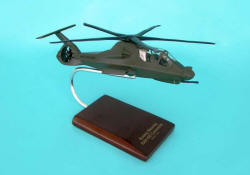 US Army - Sikorsky-Boeing RAH-66 Comanche Helicopter - 1/48 Scale Resin Model - D0748H3R