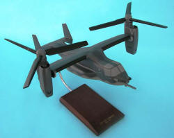 Bell/Boeing - USAF - CV-22 Osprey - Dark Grey Scheme - 1/48 Scale Resin Model