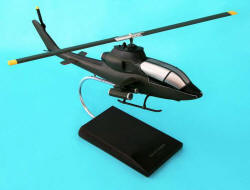 US Army - Bell - AH-1G Cobra Snake-Gunship - 1/32 Scale Resin Helicopter Model - D0632H3W