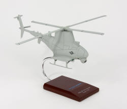 US Navy - MQ-8B - Fire Scout UAV Helicopter - 1/24 Scale