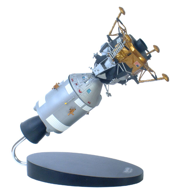 NASA Apollo Model - LEM - LCM & Capsule - 1/48 Scale Model