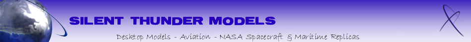 Airplane Models - Ship Models - Submarine Models - Helicopter Models - NASA Models