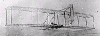 Wright Flyer First Flight