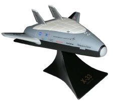 NASA Lockeed-Martin X-33 Venture Star - 1/100 Scale Resin Model - E4110R3R