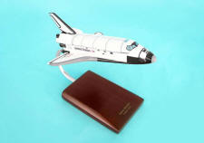 NASA Space Shuttle Endeavour (Small) - 1/200 Scale Plastic Model