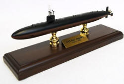 Los Angeles Class Submarine SSN - Scale: 1/350