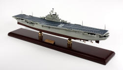 USS Intrepid CV-11 - Scale: 1/350
