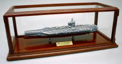 USS George H W Bush  CVN-77 - Scale: 1/700