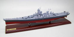 USS Missouri BB-63 - 1945 - Scale: 1/350