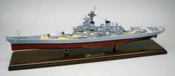 USS New Jersey BB-62 - 1982 - Scale: 1/350