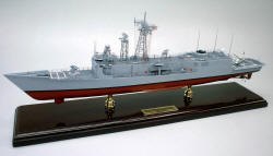 Oliver Hazard Perry Class FFG-7 thru 34 - Scale: 1/190
